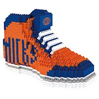 Forever Collectibles New York Knicks BRXLZ 3D Sneaker Puzzle Set