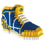 Forever Collectibles Golden State Warriors BRXLZ 3D Sneaker Puzzle Set