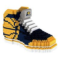 Forever Collectibles Indiana Pacers BRXLZ 3D Sneaker Puzzle Set