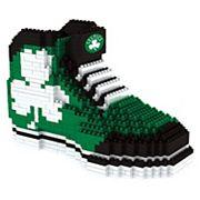 Forever Collectibles Boston Celtics BRXLZ 3D Sneaker Puzzle Set