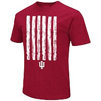 Men's Campus Heritage Indiana Hoosiers Flag Tee