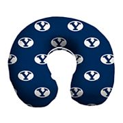 BYU Cougars Memory Foam Travel Pillow
