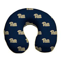 Pitt Panthers Memory Foam Travel Pillow