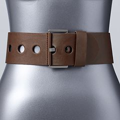 Women's Simply Vera Vera Wang Stretchy Wide Waist Belt
