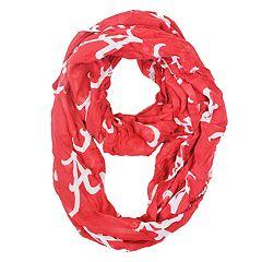 Alabama Crimson Tide Logo Infinity Scarf