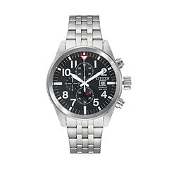Citizen Men's Stainless Steel Chronograph Watch - AN3620-51E