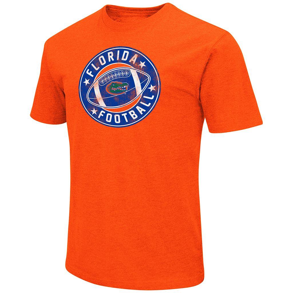 Men's Campus Heritage Florida Gators Football Tee
