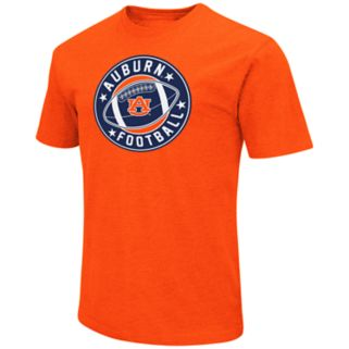 Men's Campus Heritage Auburn Tigers Football Tee