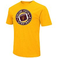 Men's Campus Heritage Arizona State Sun Devils Football Tee