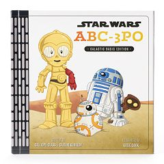 Kohl's Cares® Star Wars 'ABC-3PO' Book