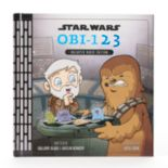 "Kohl's Cares® Star Wars ""OBI-123"" Book"
