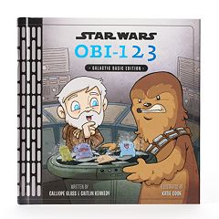 Kohl's Cares® Star Wars 'OBI-123' Book