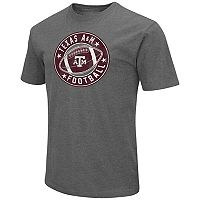 Men's Campus Heritage Texas A&M Aggies Football Tee