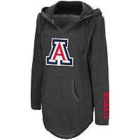 Women's Campus Heritage Arizona Wildcats Hooded Tunic