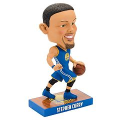 Forever Collectibles Golden State Warriors Stephen Curry Caricature Bobble Head