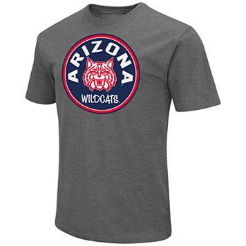 Men's Campus Heritage Arizona Wildcats Emblem Tee