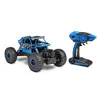 World Tech Toys Remote Control Conqueror Rock Crawler Vehicle