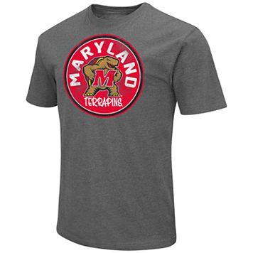 Men's Campus Heritage Maryland Terrapins Emblem Tee