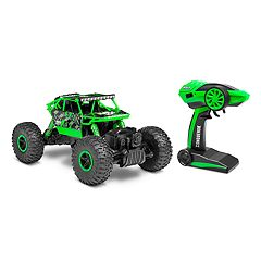 World Tech Toys Remote Control Conqueror Rock Crawler Vehicle