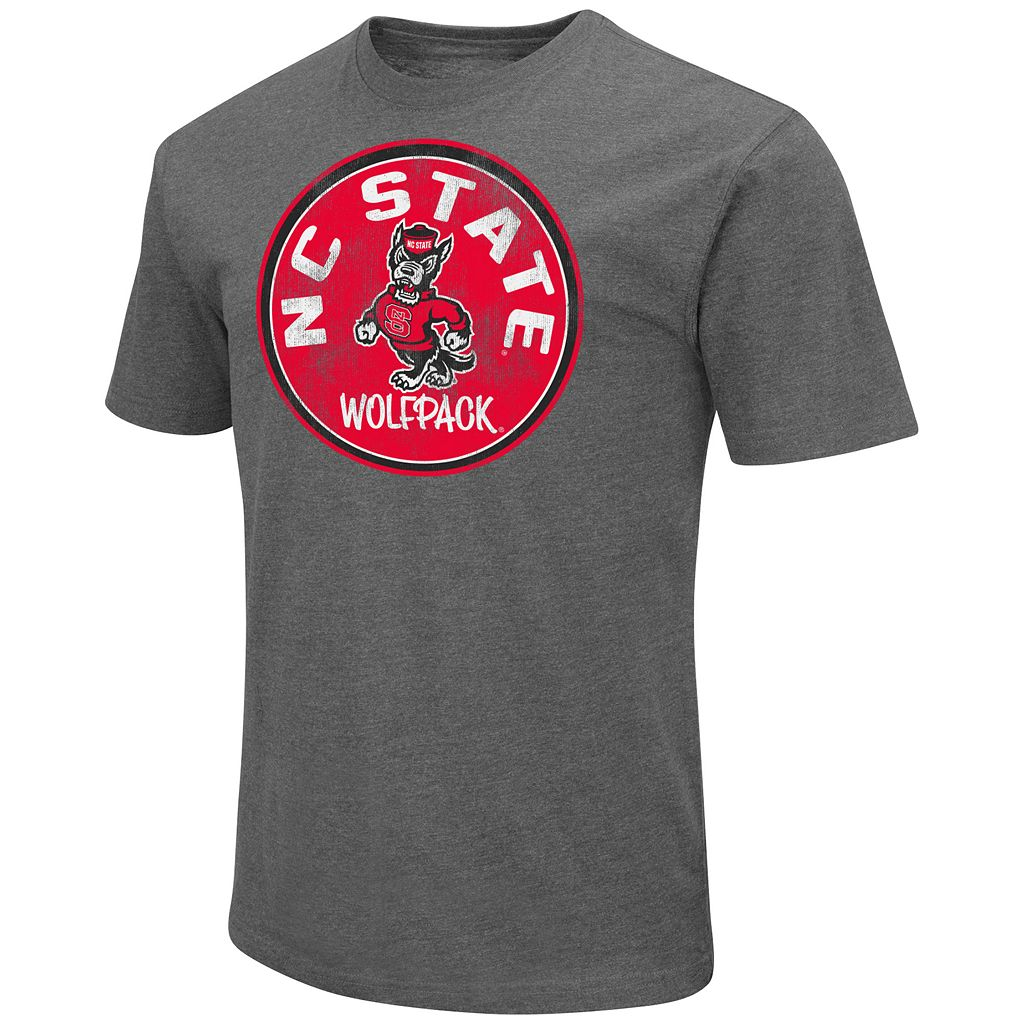 Men's Campus Heritage North Carolina State Wolfpack Emblem Tee
