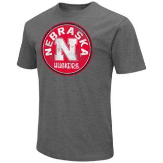 Men's Campus Heritage Nebraska Cornhuskers Emblem Tee