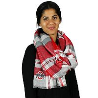 Ohio State Buckeyes Tailgate Blanket Scarf