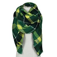 Oregon Ducks Tailgate Blanket Scarf