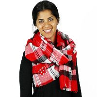 Wisconsin Badgers Tailgate Blanket Scarf