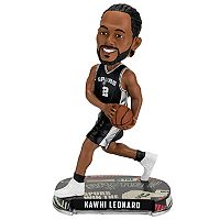 Forever Collectibles San Antonio Spurs Kawhi Leonard Bobble Head