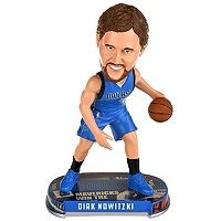 Forever Collectibles Dallas Mavericks Dirk Nowitzki Bobble Head