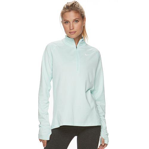 Women's Nike Dry Half-Zip Running Top