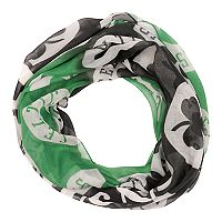 Women's Forever Collectibles Boston Celtics Gradient Infinity Scarf