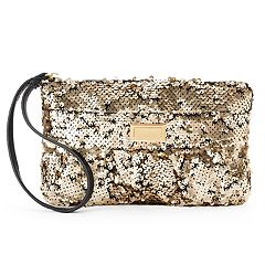 Juicy Couture JC 700 Ruched Sequin Wristlet