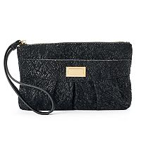 Juicy Couture JC 700 Ruched Lace Wristlet