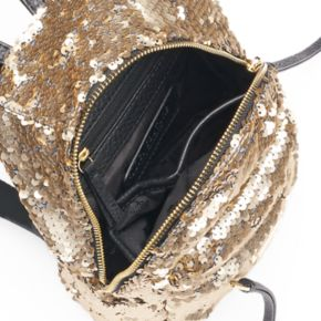 Juicy Couture Sequined Mini Backpack