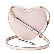 Juicy Couture Romie Heart Crossbody Bag