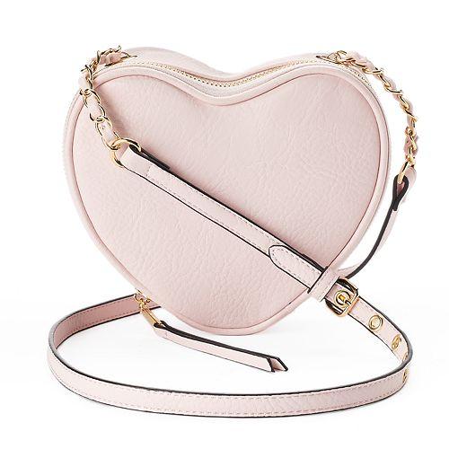 Juicy Couture Romie Heart Crossbody Bag