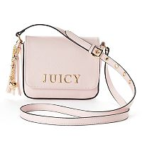 Juicy Couture Mini Flap Crossbody Bag