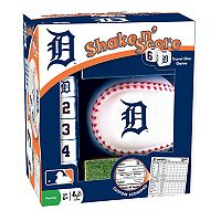 Detroit Tigers Shake n' Score Travel Dice Game