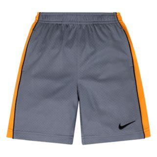 Boys 4-7 Nike Acceler Striped Shorts