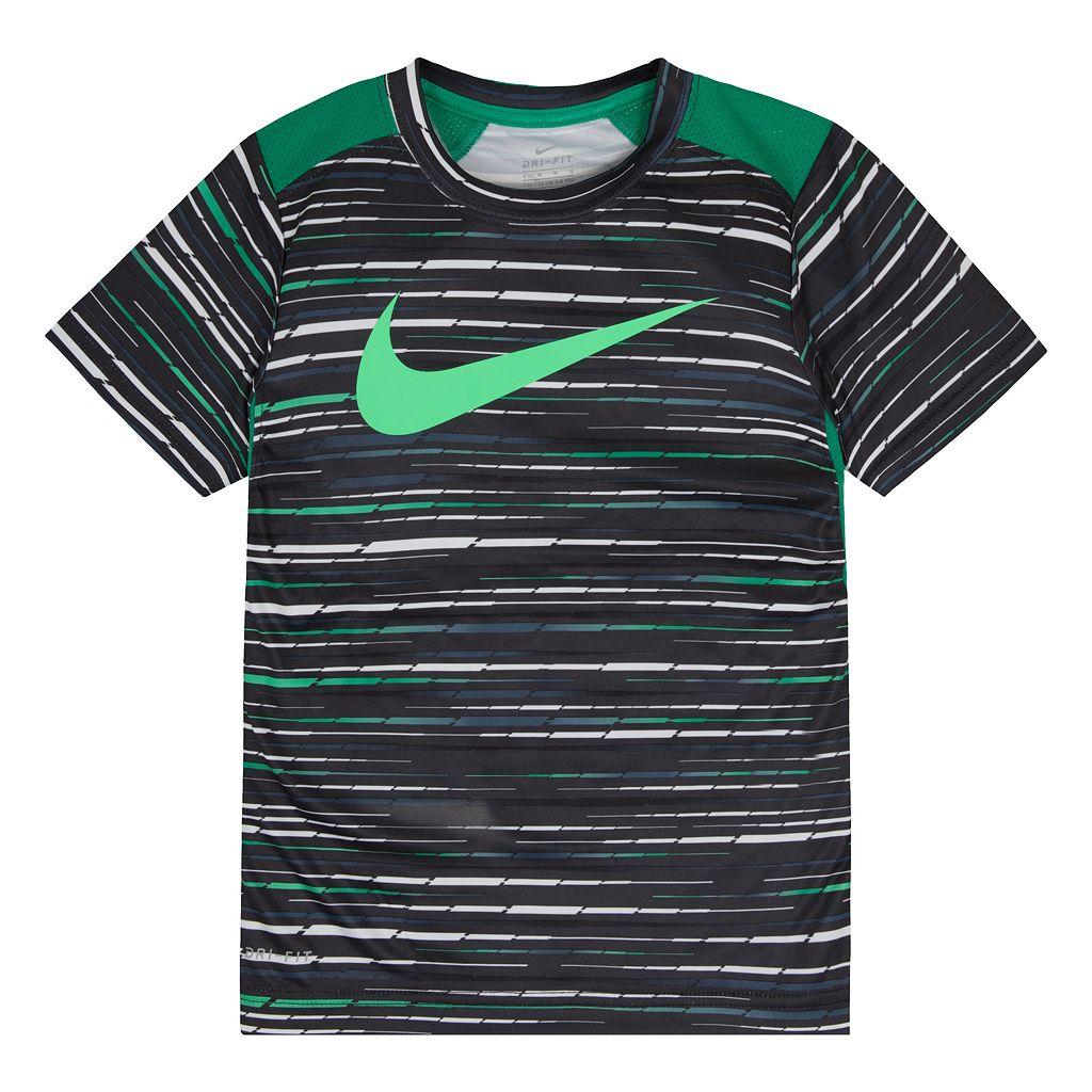 Boys 4-7 Nike Legacy Dri-FIT Sublimated Tee
