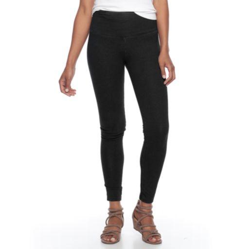 Women's Croft & Barrow® Tummy Control Leggings