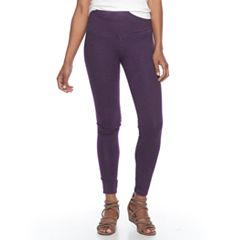 Women's Croft & Barrow® Tummy Control Leggings