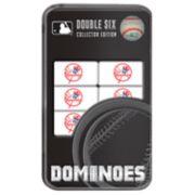 New York Yankees Double-Six Collectble Dominoes Set