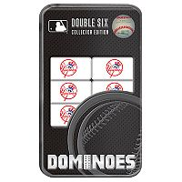 New York Yankees Double-Six Collectble Dominoes Set