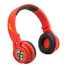 Disney / Pixar Cars 3 Lightning McQueen Youth Bluetooth Headphones