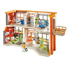 Playmobil Furnished Children's Hospital Playset - 6657