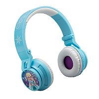 Disney's Frozen Elsa & Anna Youth Bluetooth Headphones