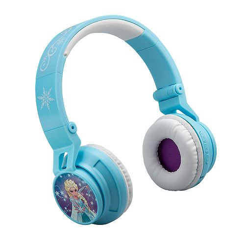 Disney's Frozen Elsa & Anna Youth Bluetooth Headphones