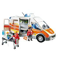 Playmobil Ambulance Playset - 6685